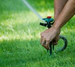 Our Littleton CO Sprinkler Repair Team Installs Temporary and Permanent Systems